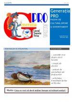 Ziarul Generatia Pro - iunie 2016