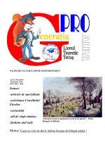 Ziarul Generatia Pro -februarie 2014