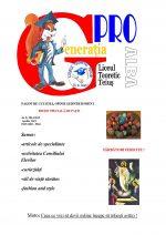 Ziarul Generatia Pro - aprilie 2012