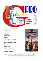 Ziarul Generatia Pro - aprilie 2014