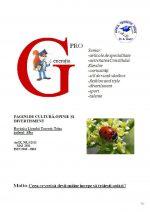 Ziarul Generatia Pro - mai 2011