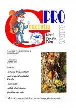 Ziarul Generatia Pro - noiembrie 2013