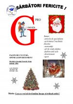 Ziarul Generatia Pro - decembrie 2011