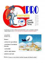 Ziarul Generatia Pro - decembrie 2013